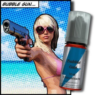 Arôme Bubble Gun - TJuice