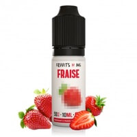Fraise - Sels de nicotine - FRUUITS