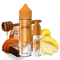 Honey & Milk 60ml - Instinct Gourmand
