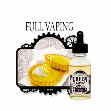 Lemon Cake - Full Vaping